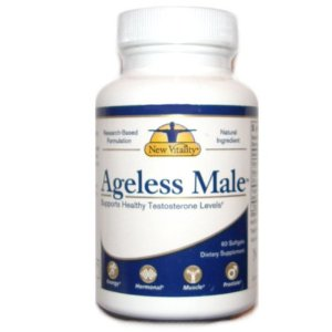 Ageless male review testosterone supplements for men