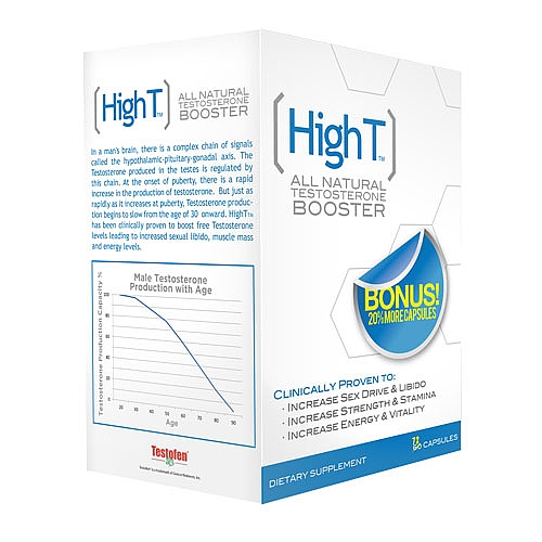 High T Testosterone Supplement