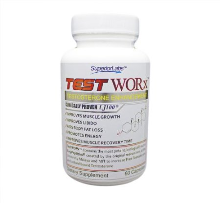 Test Work Testerone Supplement